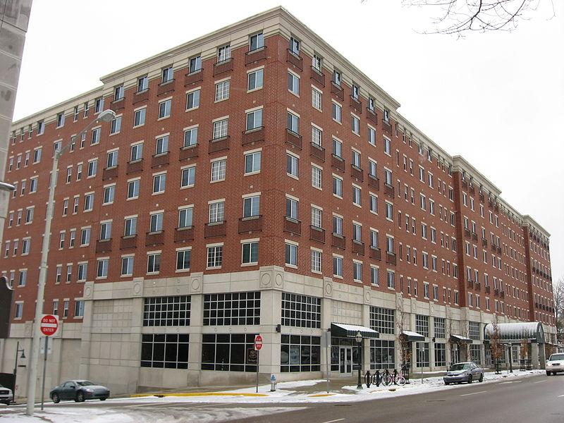 File College Avenue North 415 Hanson Motor Sales Company