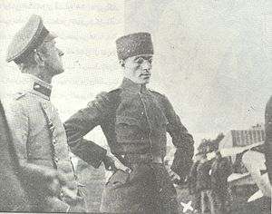 Mohammad Taqi Pessian - Colonel Pessian in Germany