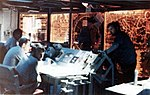 Combat Information Center aboard USS Kalamazoo (AOR-6), in May 1977.jpg