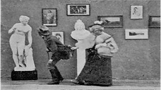 <i>Come Along, Do!</i> 1898 film by Robert W. Paul