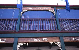Hartley Vale, New South Wales - Comet Inn