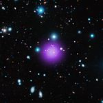 Composite X-Ray Radio and Infrared of galaxy cluster CL J1001+0220.jpg