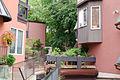 Condominium gardening, Chestnut Hill, Philadelphia (6315957724).jpg