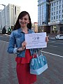 Congratulation of Erzyan Wikipedia with 10th anniversary from Saransk RM.jpg