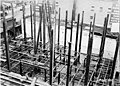 Construction of the Scandinavian American Bank Building showing the foundations, Tacoma, October 29, 1920 (WASTATE 3392).jpeg