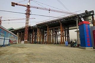 Beijing–Shenyang high-speed railway railway line