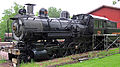Copper Range - 29 steam locomotive (2-8-0) & tender.jpg