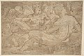Copy in Reverse Design Orientation- Based on the Group of Reclining Figures at Left in Domenico Beccafumi's Scene of Moses Striking the Rock in the Pavement of Siena Cathedral MET DP807869.jpg