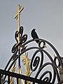 Corbeau et croix.JPG