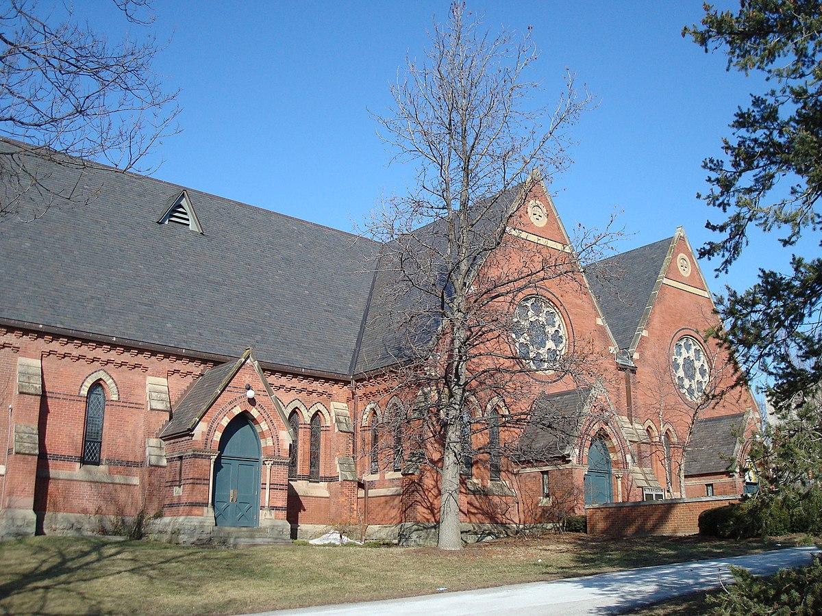 Sage Chapel Wikipedia