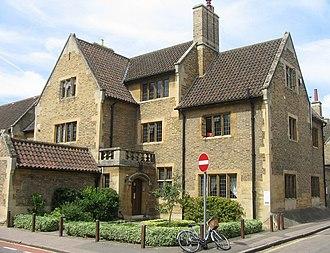 Percy Richard Morley Horder - Former Cheshunt College