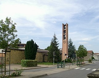 Corny-sur-Moselle Commune in Grand Est, France