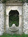 Coronation fountain in Westcombe - geograph.org.uk - 585245.jpg