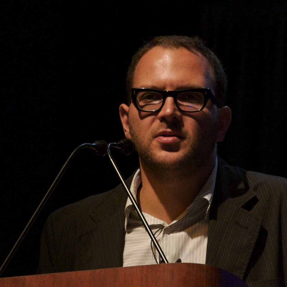 Cory Doctorow, Stanford 2006 (square crop)