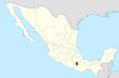 Coryphantha retusa range map.png