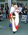 Cosplayer of Sesshomaru at Anime Expo 2003-07.jpg