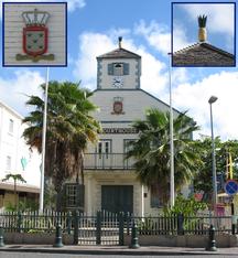 Sint Maarten-Culture-CourthouseSXM