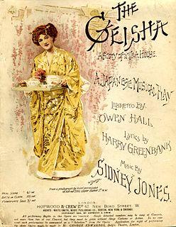 Edwardian musical comedy