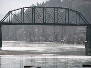 Cowlitz River river in the United States of America