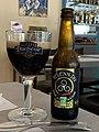 Crêperie Le Bouchon Breton (La Valbonne) - bière Telenn Du.jpg