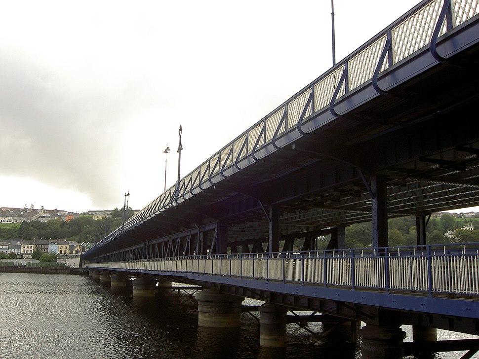 Craigavon bridge