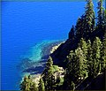 "Crater Lake NP, OR ""Shades of Blue"" 8-28-13p (9859609035).jpg"