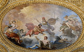 Three Upbuilding Discourses, 1844 - Creation of man Prometheus Berthelemy