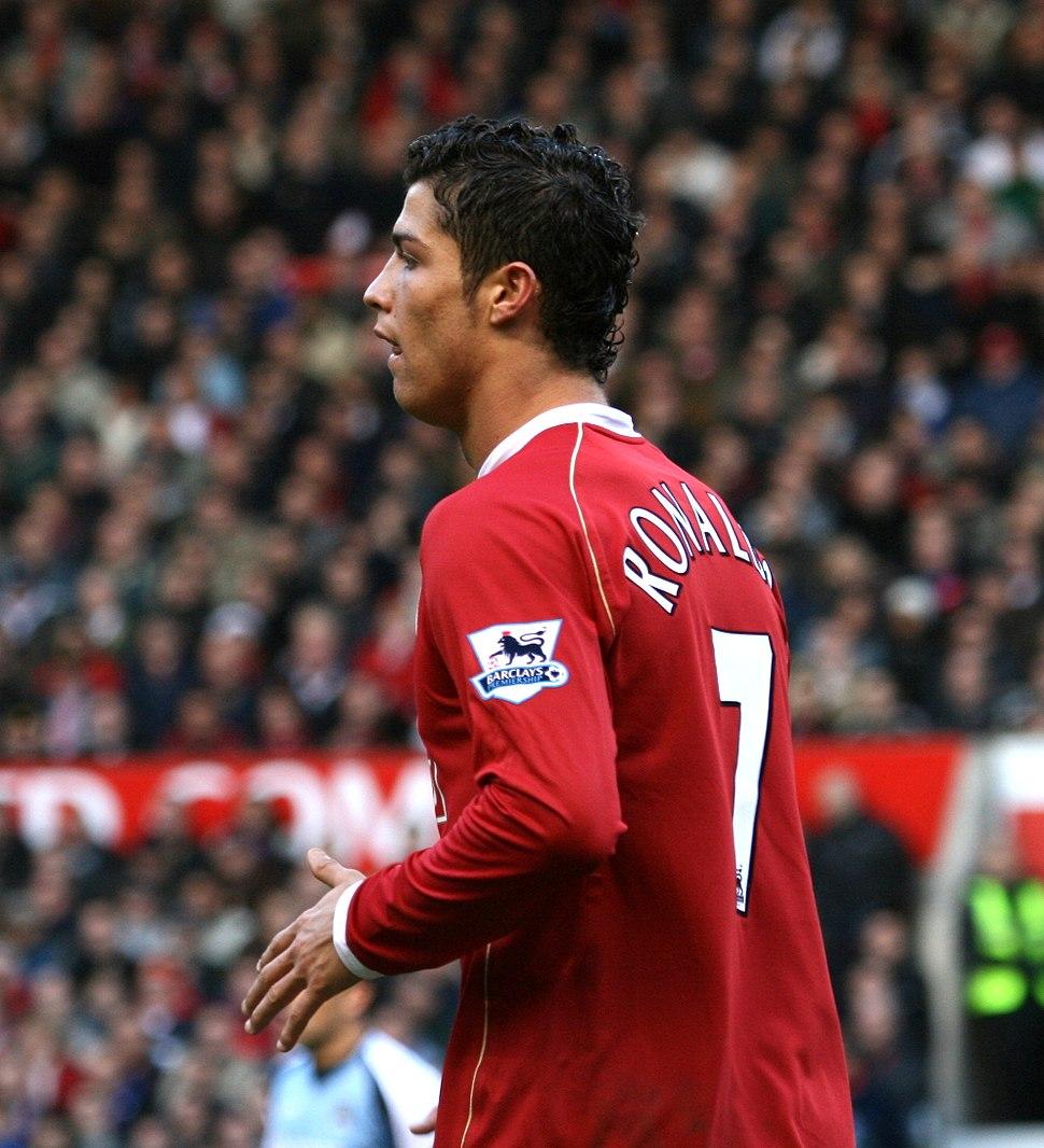 Cristiano Ronaldo (cropped)
