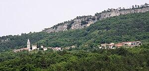 Črni Kal - Image: Crni Kal