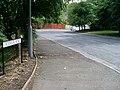 Crookfur Road slip road - geograph.org.uk - 1420277.jpg