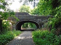 Crosby Green bridge 1