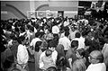 Crowd - Dinosaurs Alive Exhibition - Science City - Calcutta 1995-June-July 601.JPG