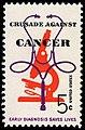 Crusade Against Cancer 5c 1965 issue U.S. stamp.jpg