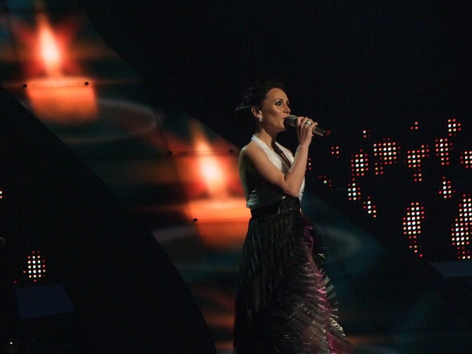 Cs%C3%A9zy, Hungary, Eurovision 2008, 2nd semifinal