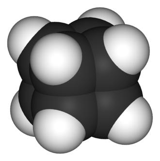 Group 14 hydride - Cubane, a Platonic hydrocarbon and prismane