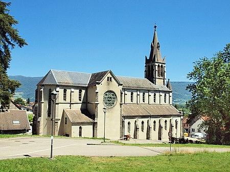 Église Saint-Martin de Culoz