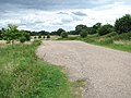 Cycleway to Trowse Newton - geograph.org.uk - 1387227.jpg