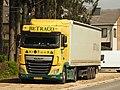 DAF truck BeTraCo transports in Bastogne.JPG