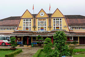 Image illustrative de l'article Gare de Dalat