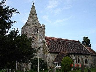 Dallington, East Sussex - Image: Dallington Church geograph.org.uk 64312