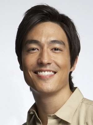 Tadashi Hamada - Daniel Henney, voice of Tadashi
