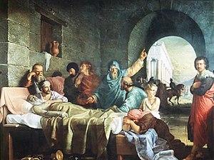 Daniel hernandez la muerte de socrates