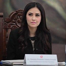 Chavez daniela Daniella Chavez's