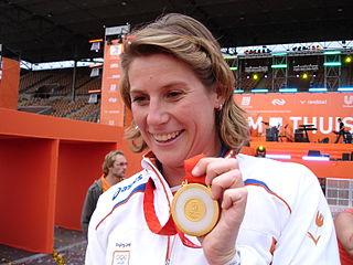 Daniëlle de Bruijn Dutch water polo player