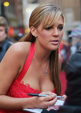 Image illustrative de l'article Danielle Lloyd