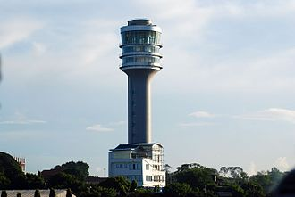 Port of Dar es Salaam - The Port of Dar es Salaam Lighthouse in south east of Kivukoni