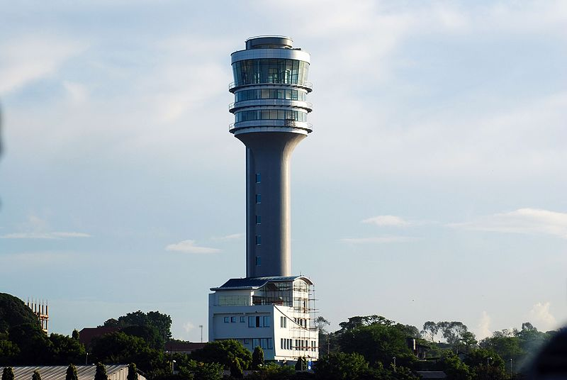 File:Dar es Salaam Port Lighthouse.JPG