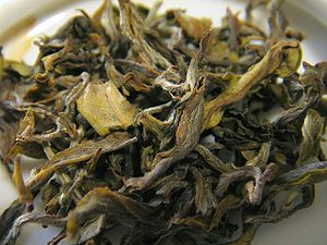 Darjeeling tea - Darjeeling white tea brews with a delicate aroma and a pale golden colour.