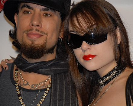Navarro & Grey 2007 Dave Navarro, Sasha Grey at Patrick-Novello Party 20071011.jpg