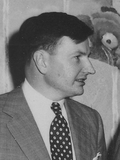 David Rockefeller, American billionaire banker and philanthropist